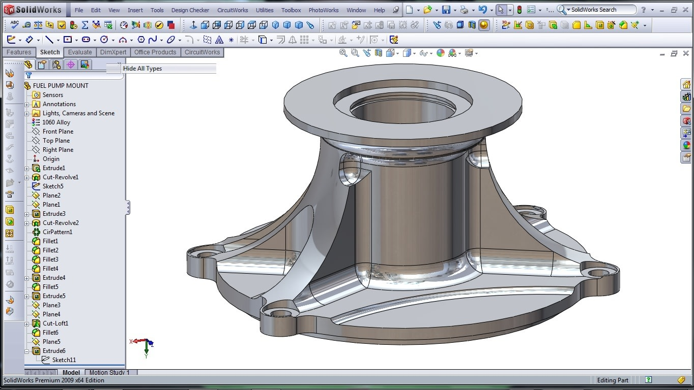 Do All 3d Mechanical Design In Cad Software By Jashandeepsi299