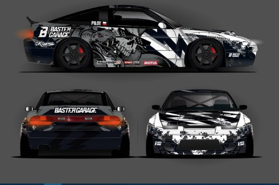 Do Racing Car Wraps Vehicle Wrap Design By Jenny Sarah