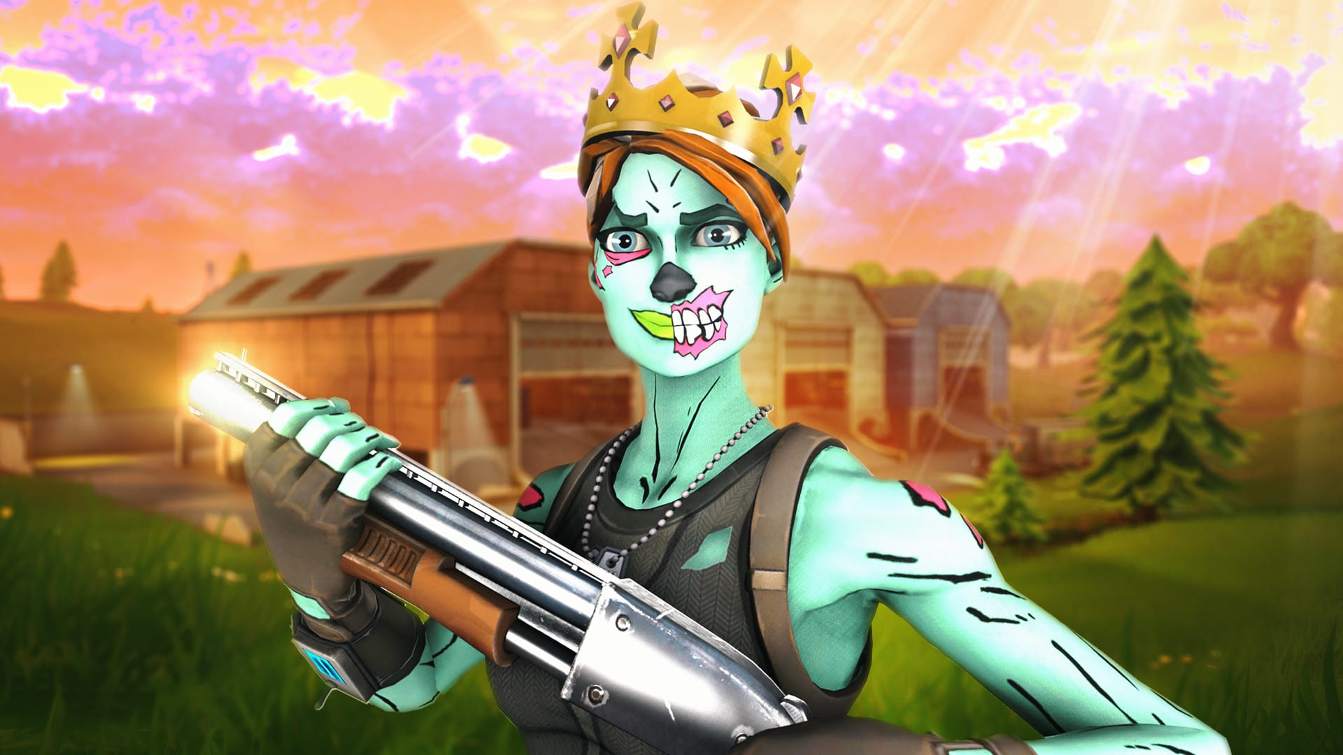 Make A Youtube Thumbnail Or Logo Fortnite Style By Tomasher