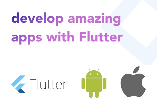 build beautiful custom android and ios apps with flutter