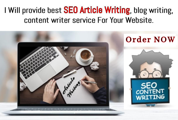 Best Seo Article Writing Service