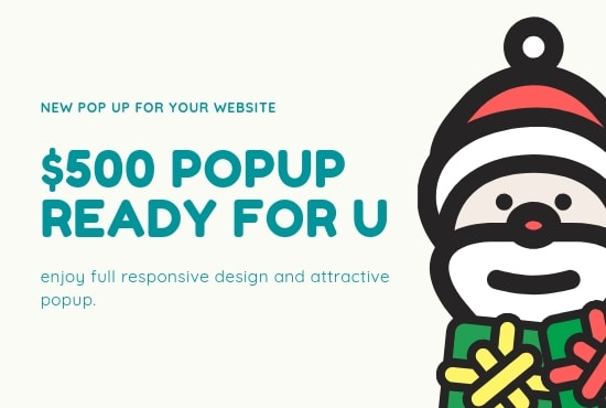 create a popup or subscribe form using elementor popups builder