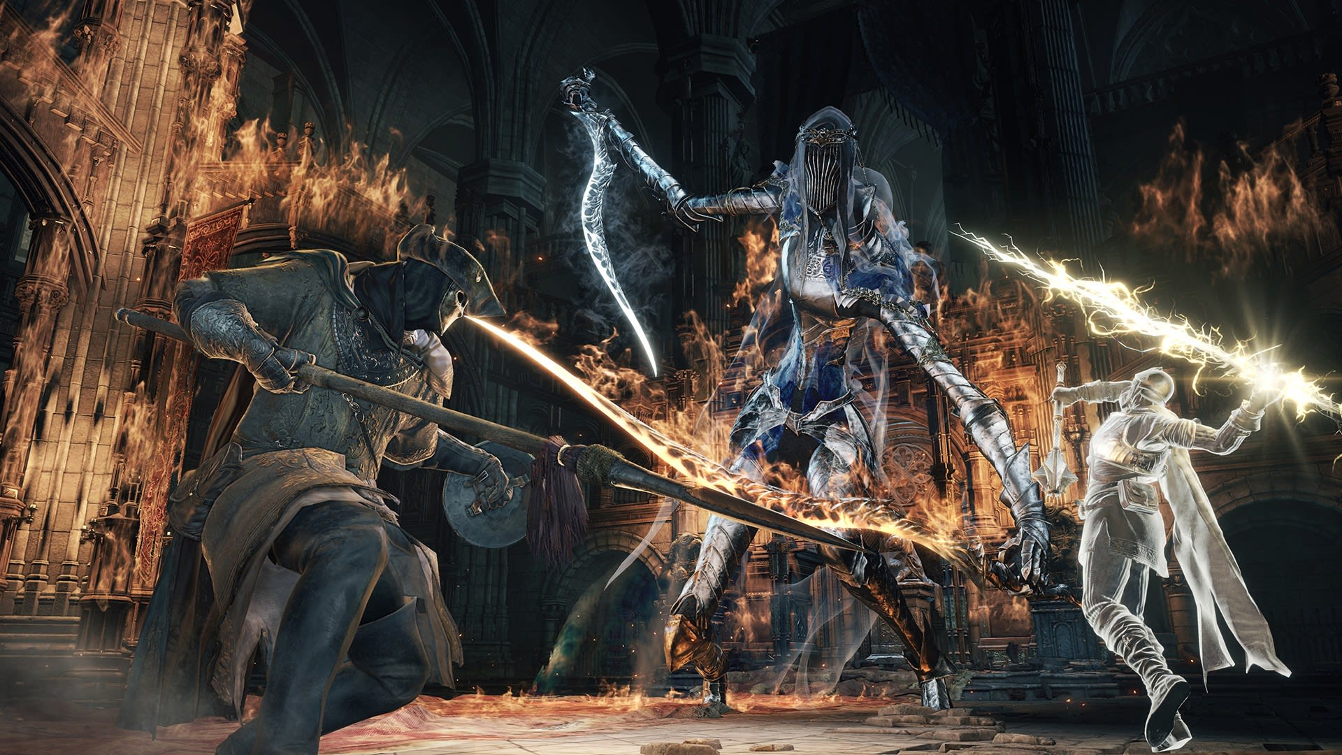 Help You With Any Boss In Dark Souls 3 By Williancarva939