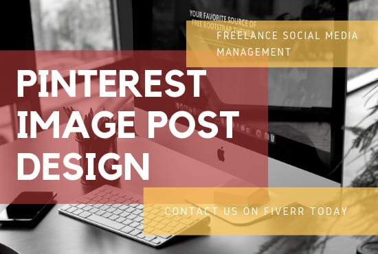 Design Social Media Posts For Your Pinterest Page By Parrotsmm