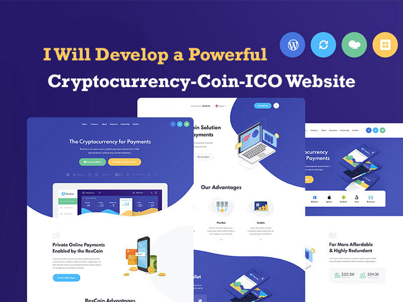 only coin website
