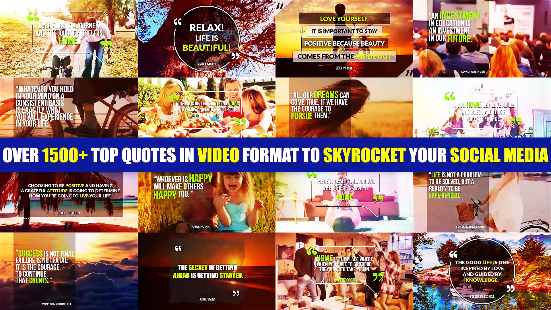 give you video quotes and holidays greetings by magickgraphics