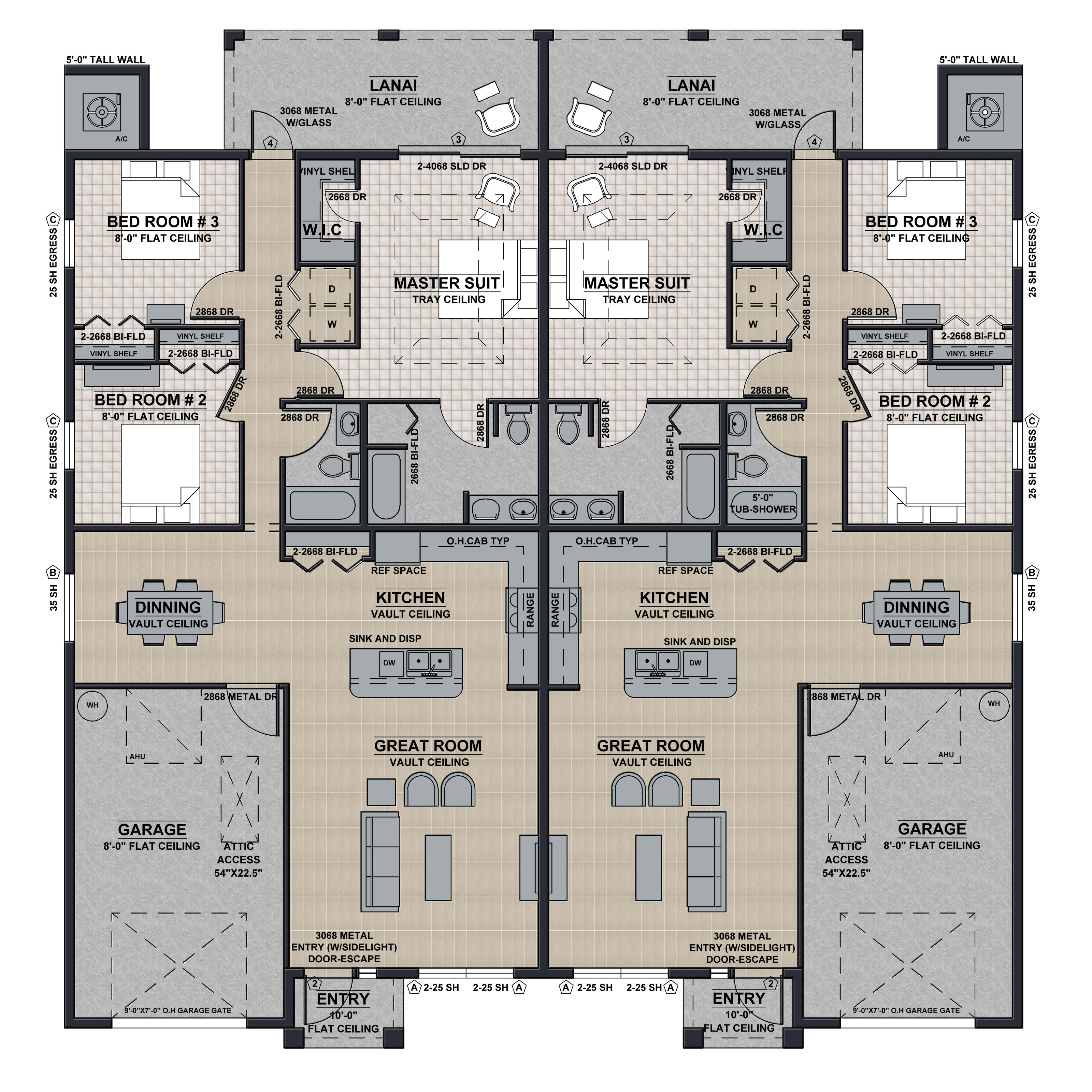Design 2d Floor Plan On Autocad And Adobe Illustrator By Zoyagul40 Fiverr