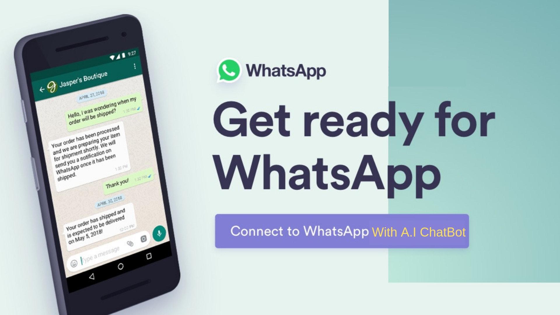 Create A Smart Whatsapp Chatbot By Ketan1829