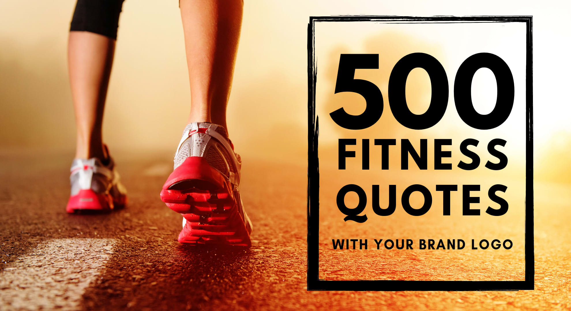 Design 500 Fitness Quotes With Your Logo By Hardshill9224