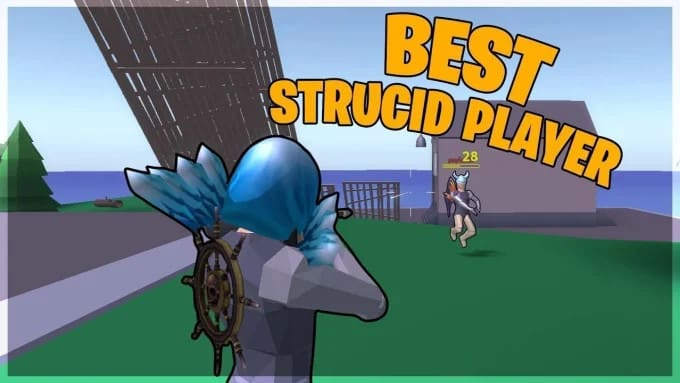 Teach You How To Be The Best At Strucid Roblox Fortnite By Spopy Ark