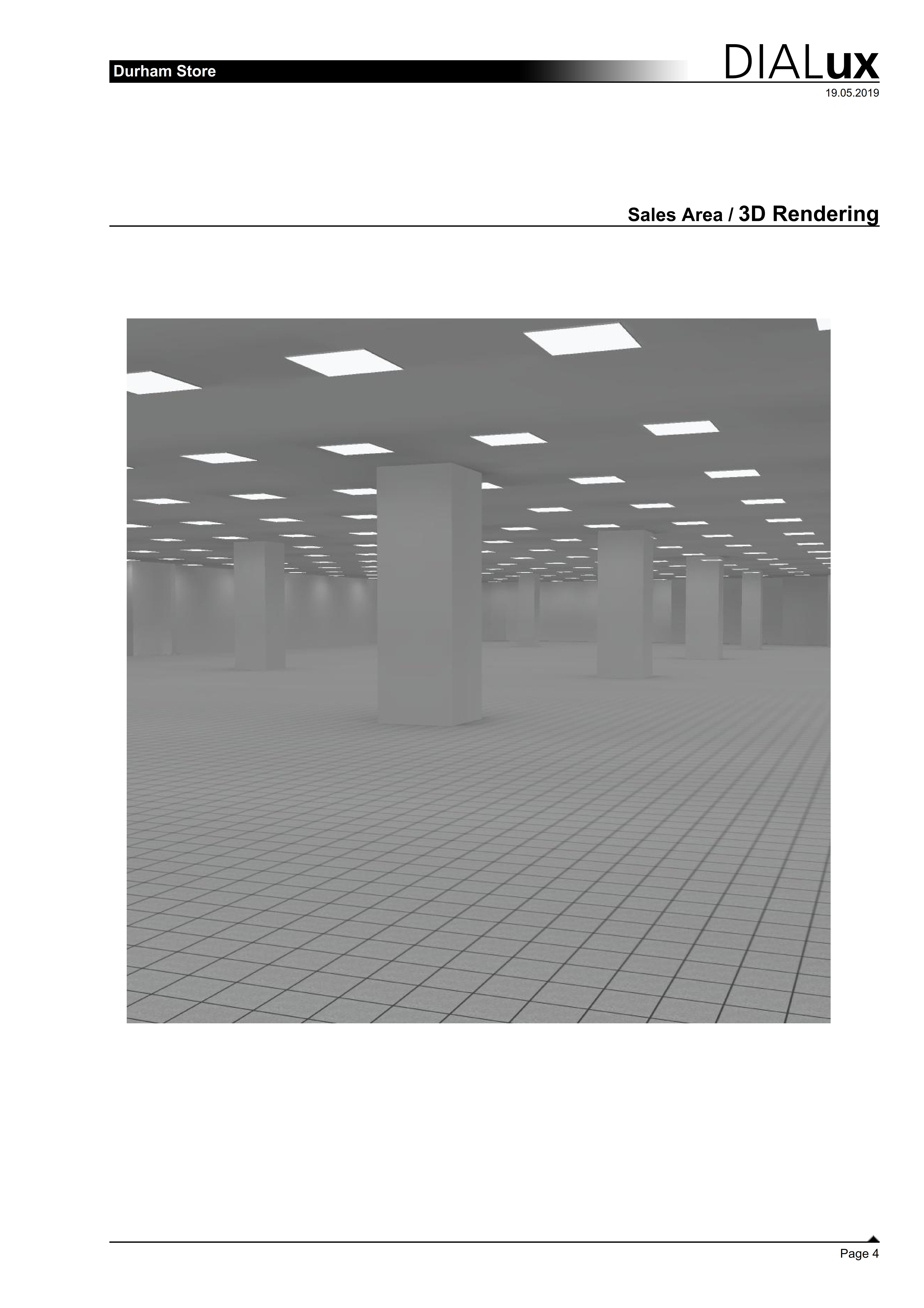 Do Illumination Calculation For Indoor Outdoor And Street With