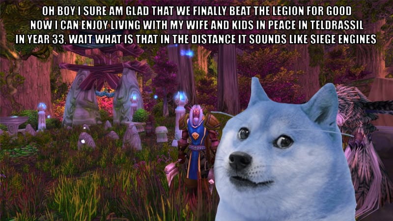 Make A Warcraft Meme Image From Your Idea By Chnams