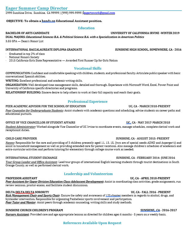Summer Camp Cover Letter from fiverr-res.cloudinary.com