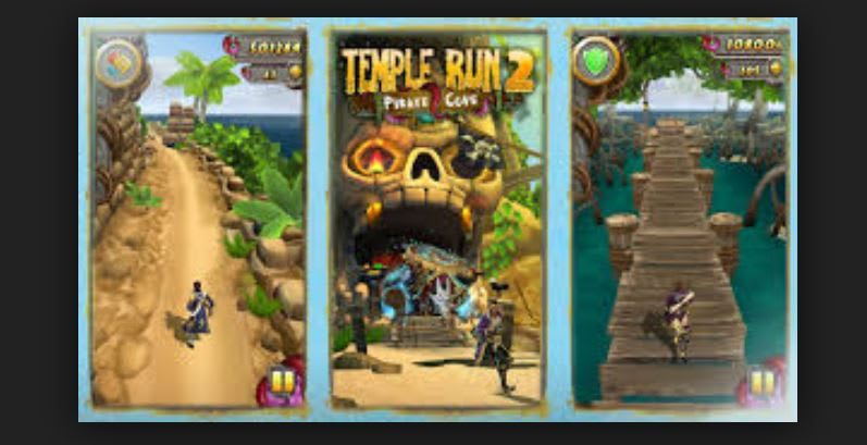 Do Subway Surfers Or Temple Run Type Running Games For You By Ignayshashama