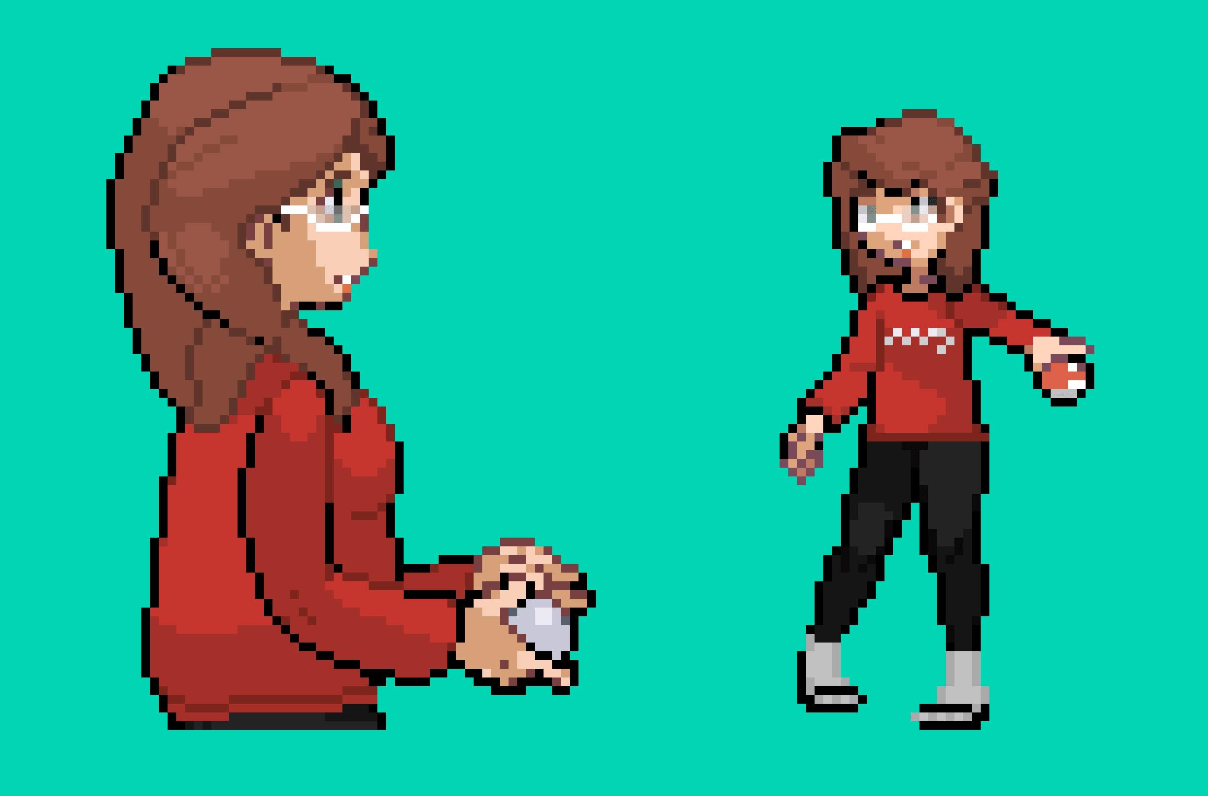 Edit a custom pokemon trainer sprite