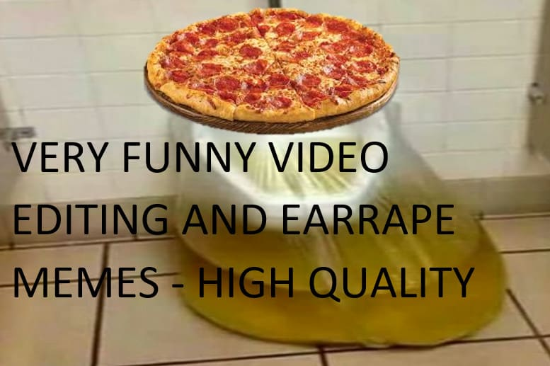 Edit And Add Distorted Memes To Your Video By Imhereformemes