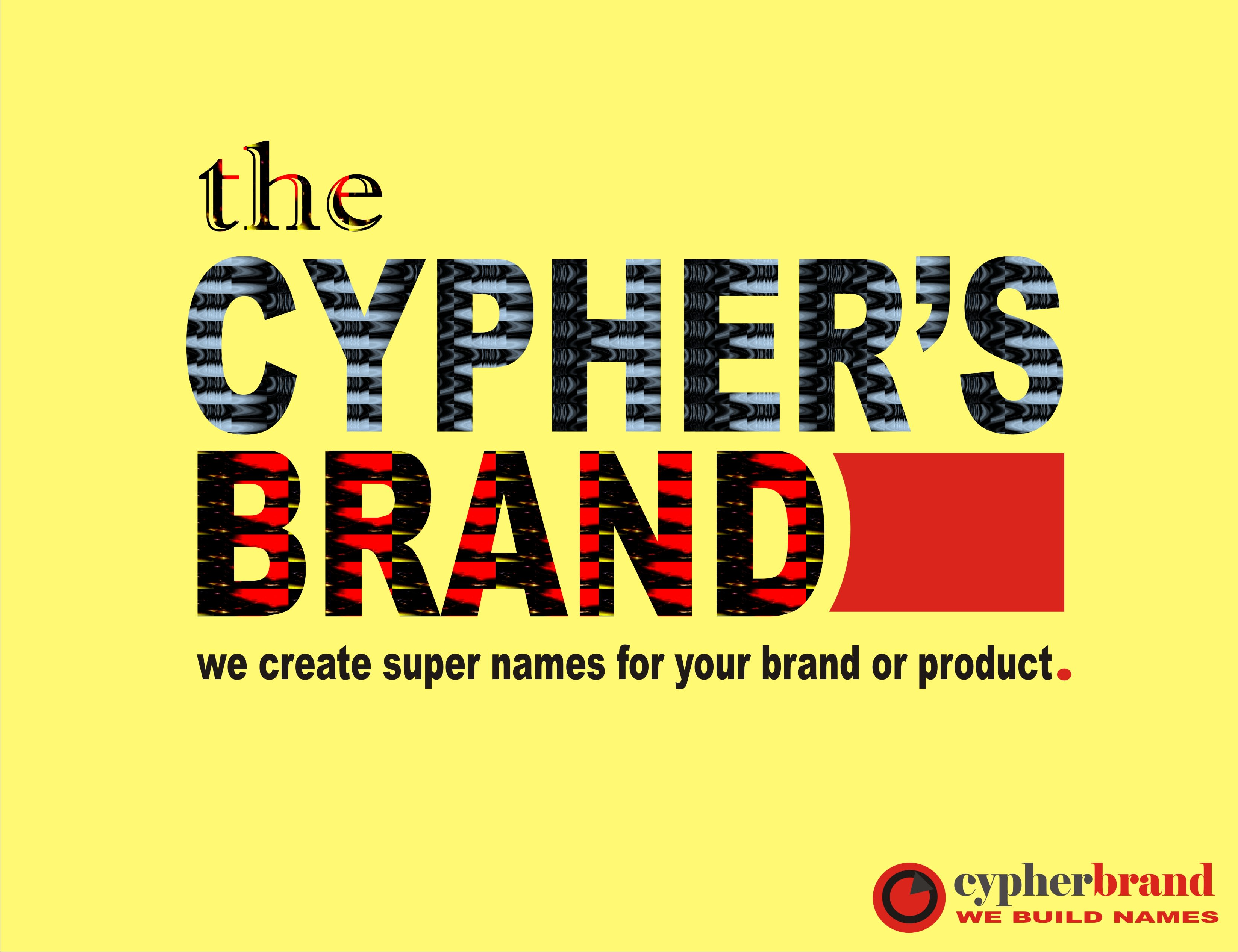 Create 5 Brand Name Company Name Business Name By Cypherbrand
