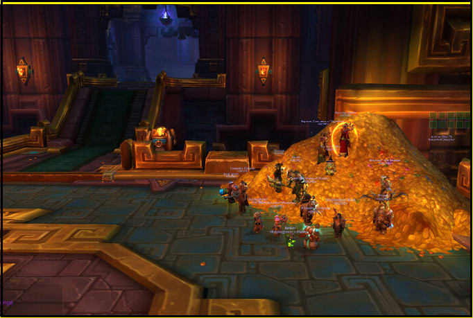 Farm wow warcraft gold for you cheaper than token by Fonthaunt   Fiverr