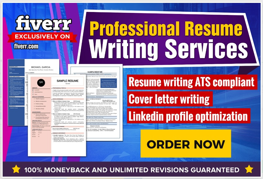Do Resume Rewriting Cover Letter Cv Writing And Linkedin With