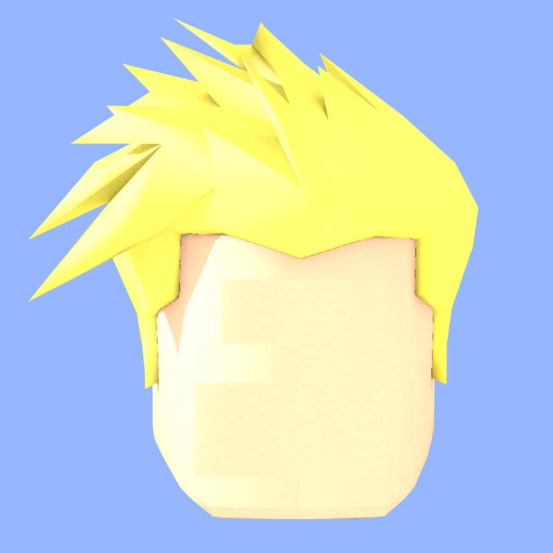 How To Make A Roblox Head Make You A Roblox Head Profile Picture By Wolfieplayzreal