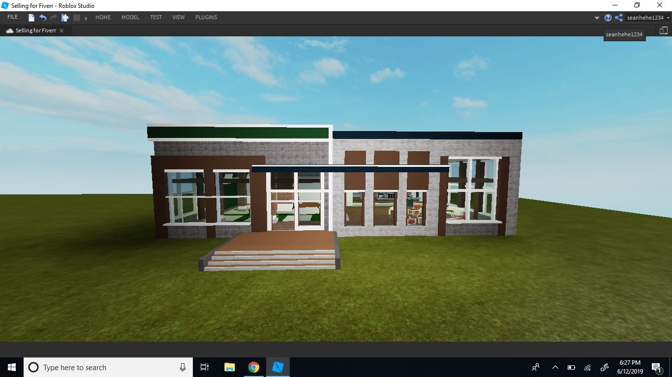 Build Anything For You On Roblox By Seanhehe