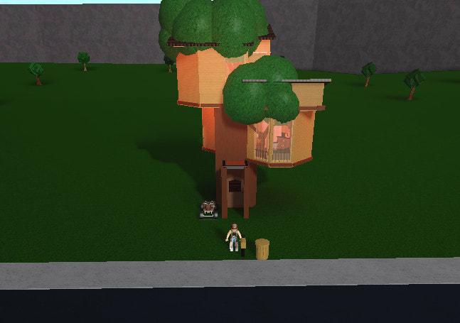 How Do You Build A Treehouse In Bloxburg لم يسبق له مثيل الصور