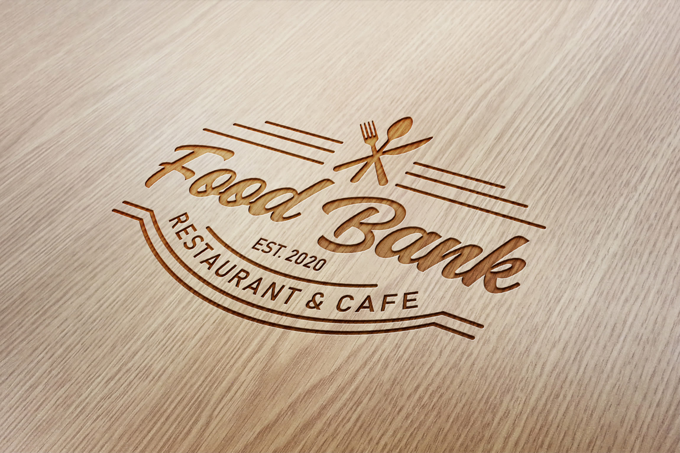 Design Creative Logo For Restaurant Catering Or Food Brand By Ramos Designar