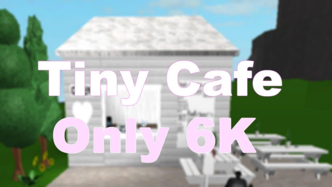 Build You A Bloxburg Coffee Shop By Dracozx