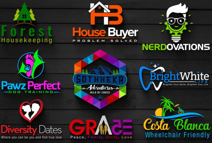 Allot Unique Brand Name Business Name And Logo Company Name For Branding Website By Experts Brandin
