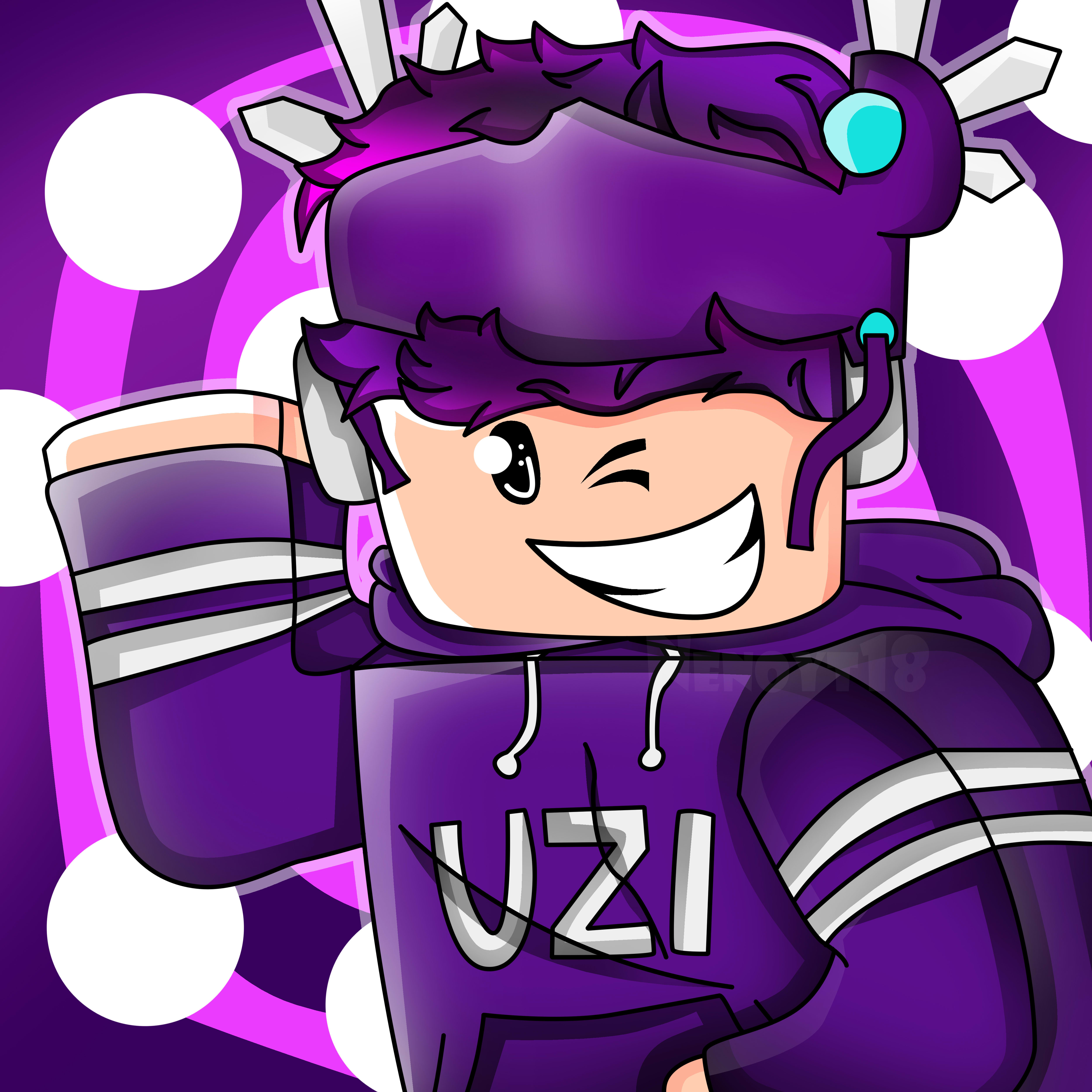 Design A New Style Digital Art Of Your Roblox Character By Nenoyt18