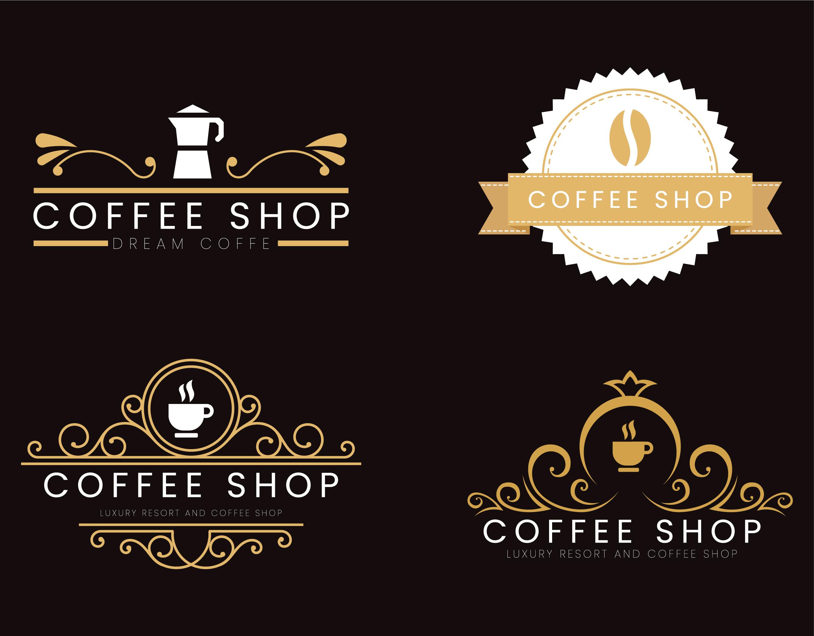 Do Design Modern Food Restaurant Coffee Shop And Cafe Logo By Zahangiralam404