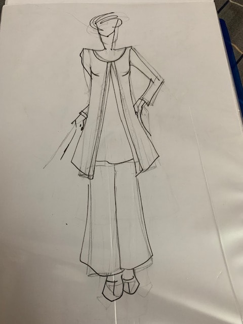 Designing Western And Indian Clothes By Poonamin