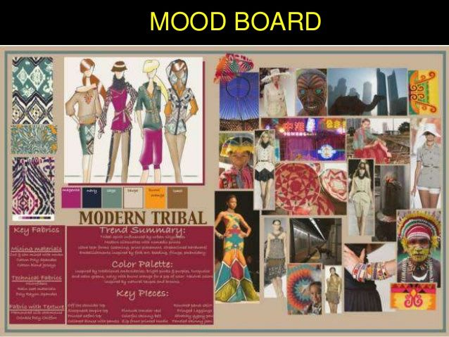 Design Fashion Mood Board And Research Board By Safeeragondal