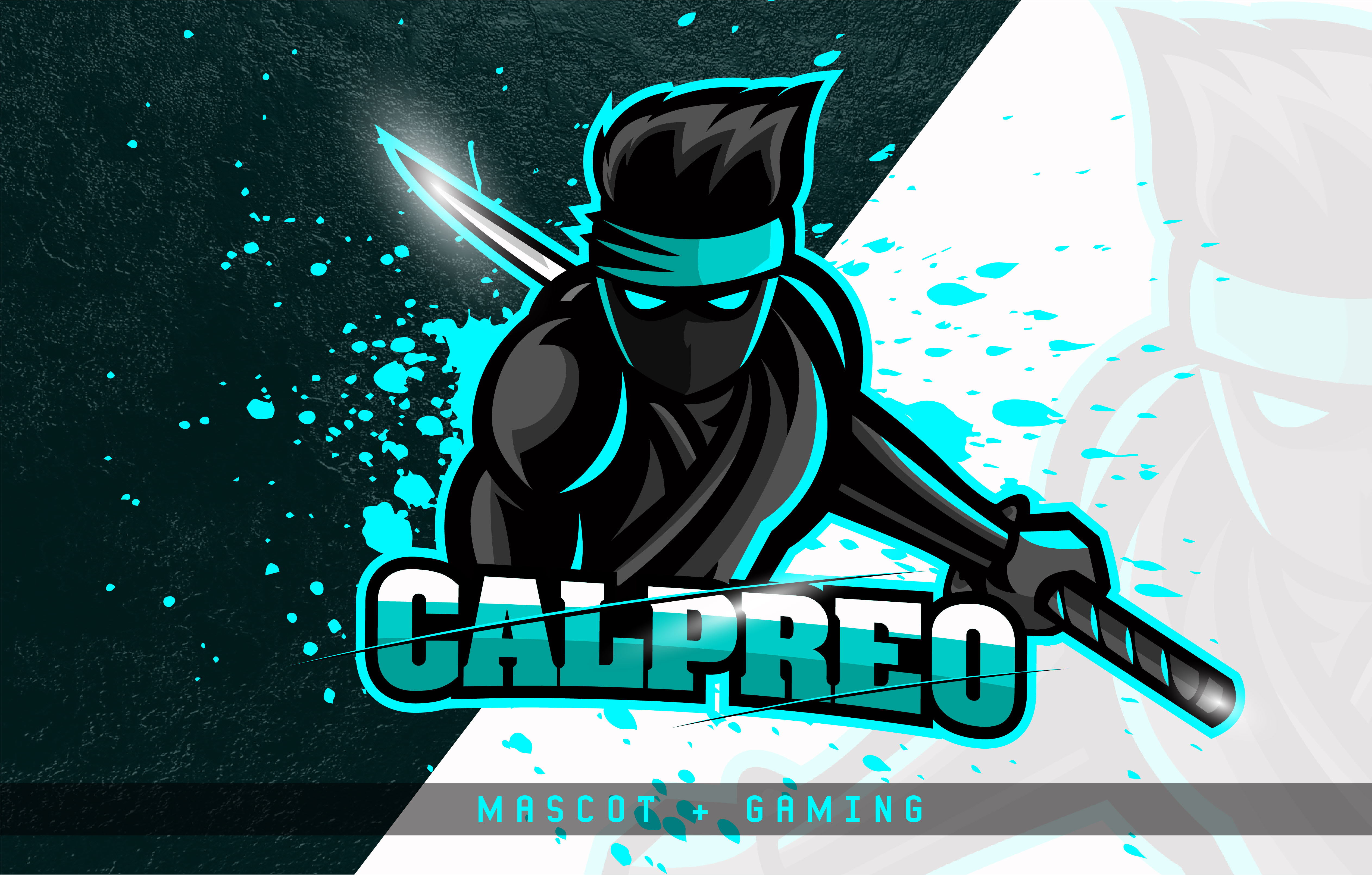 Do stream, esports, mascot, twitch and gaming logo by Calpreo