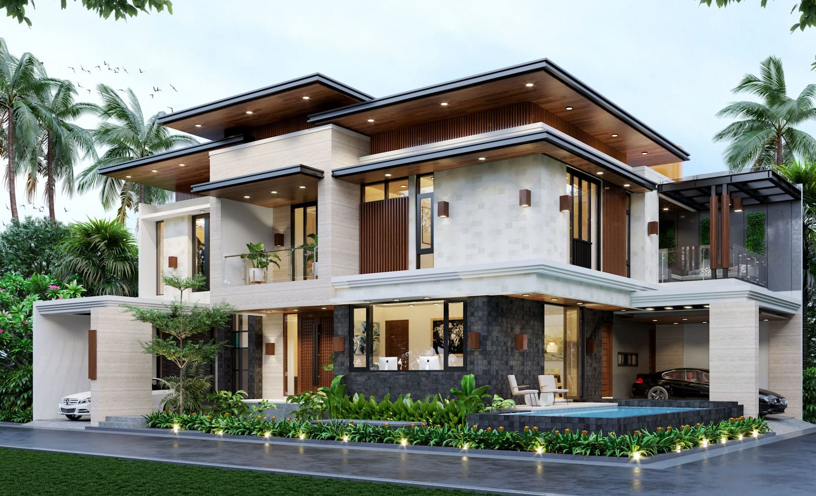 Design And Render Realistic Exterior And Interior Design By Lumion 3ds Max Vray By Nolan19