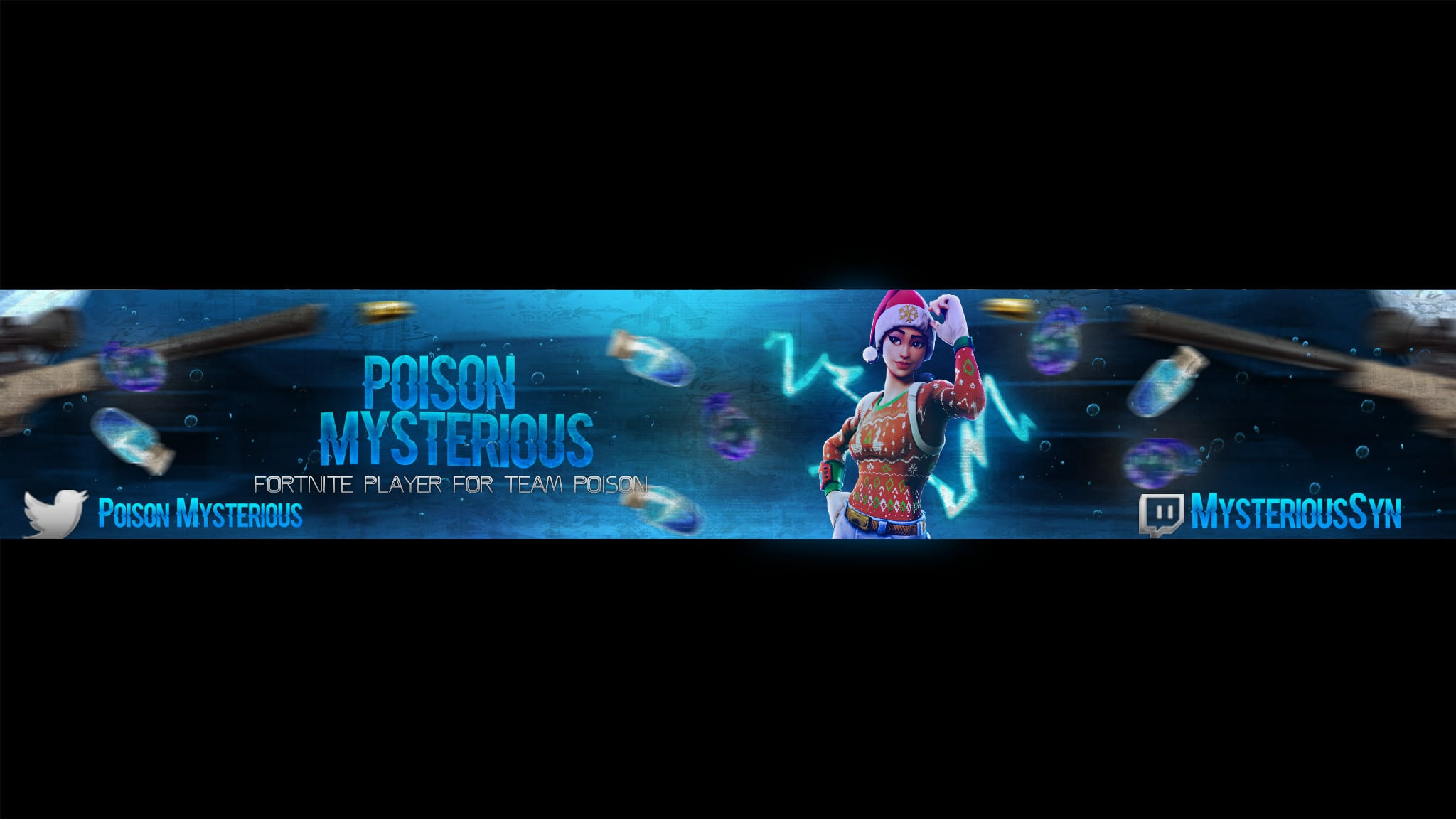 Make A Fortnite Youtube Banner And Twitter Header By Connorhinton