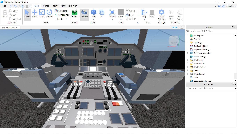 Create Custom Roblox Models By Silander