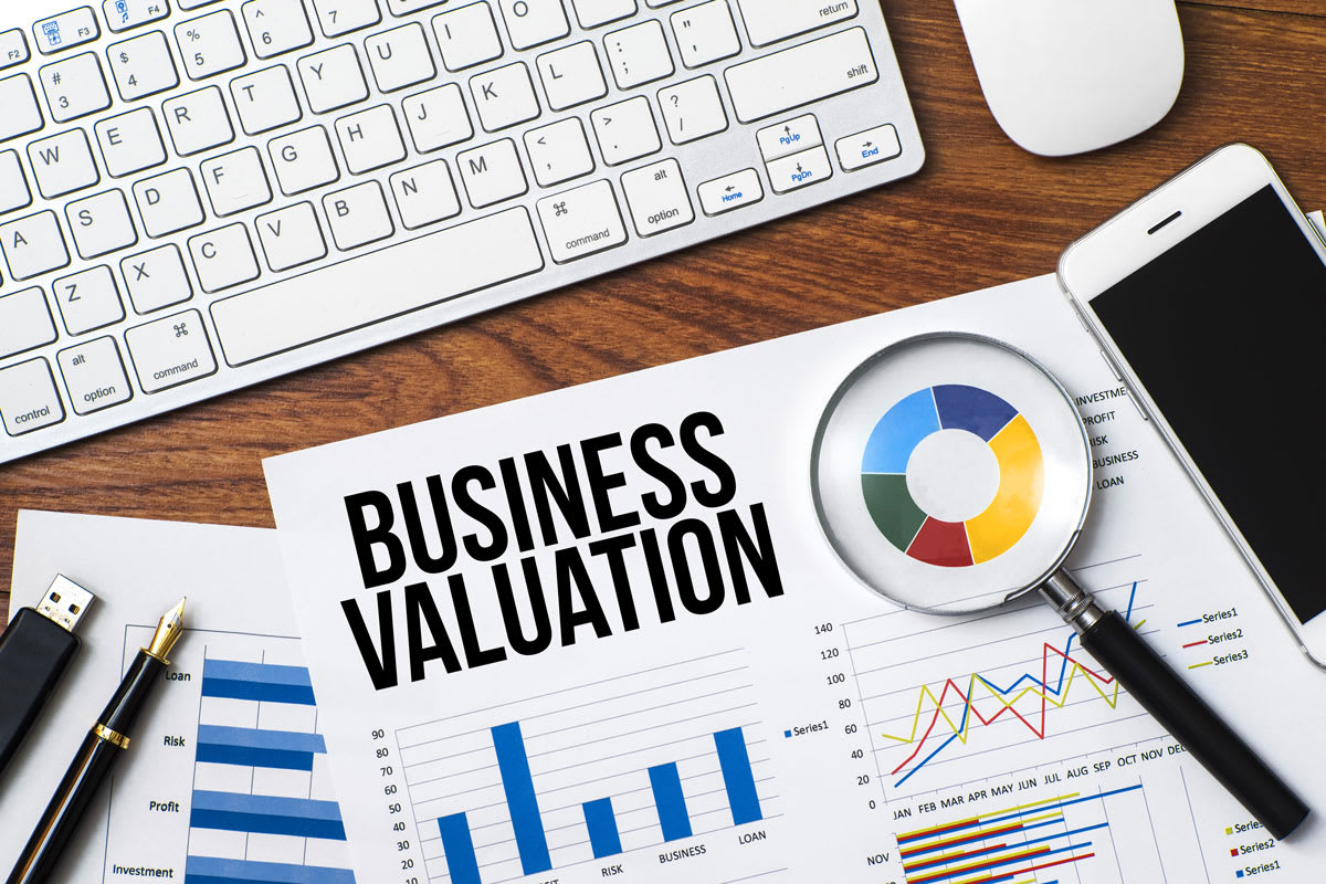 Provide a complete valuation for your company or business by Coenraadscheepe