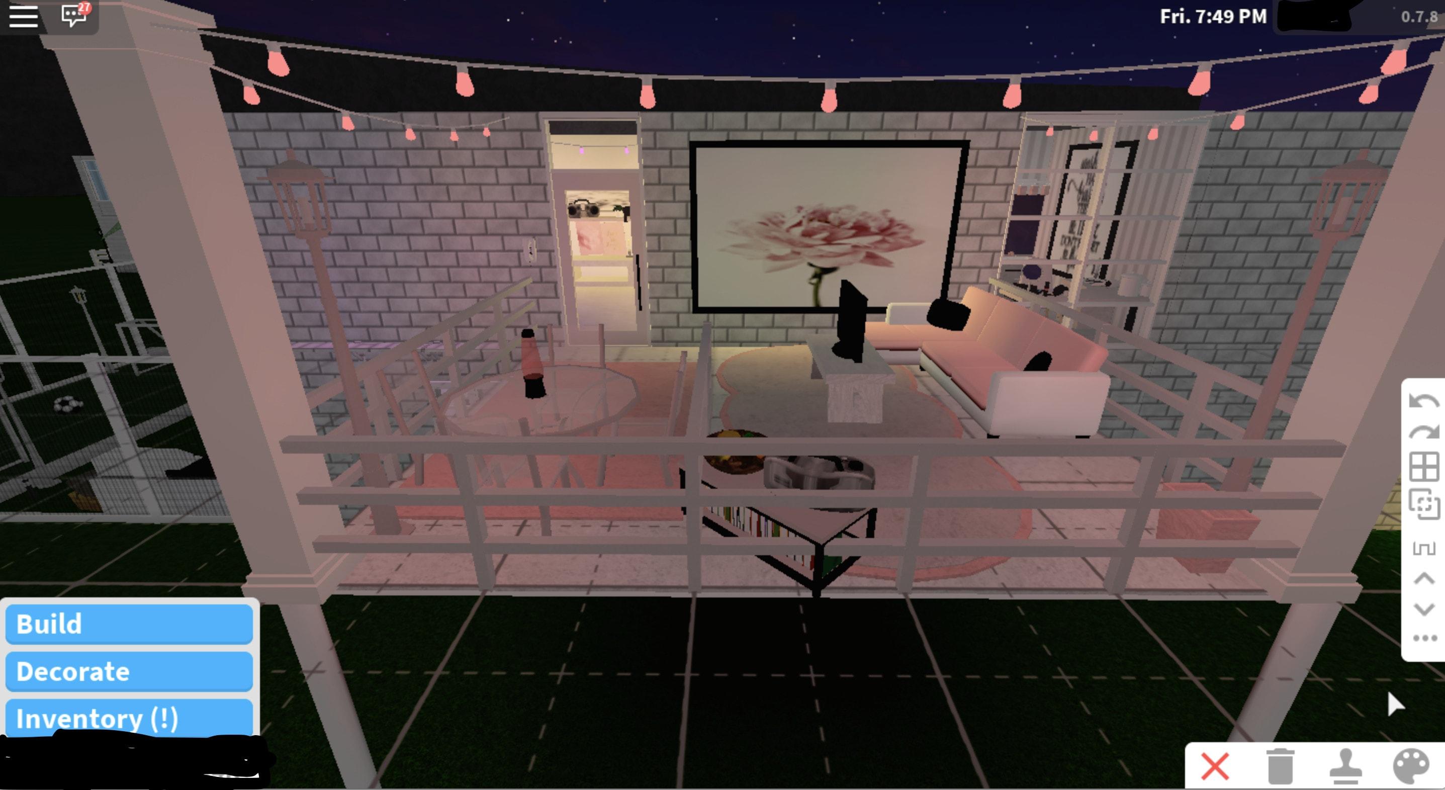 Roblox Bloxburg Dining Room Ideas