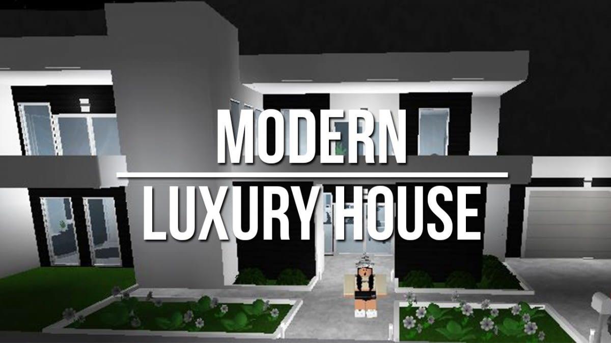 Modern Roblox Houses Bloxburg Build You An Amazing Bloxburg Roblox House By Bloxburgproo