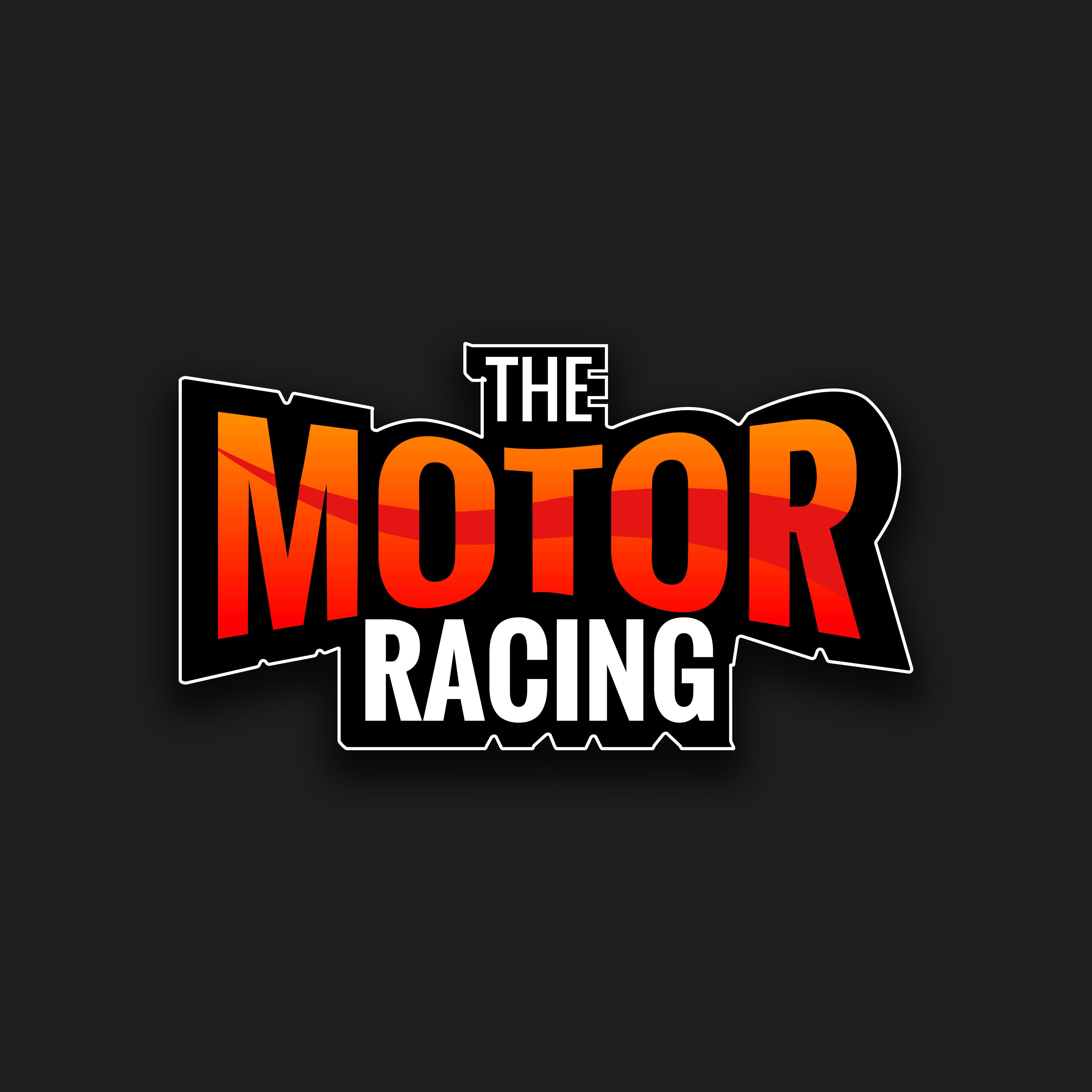 Best Motor Racing Logo By Ajeshkgopi