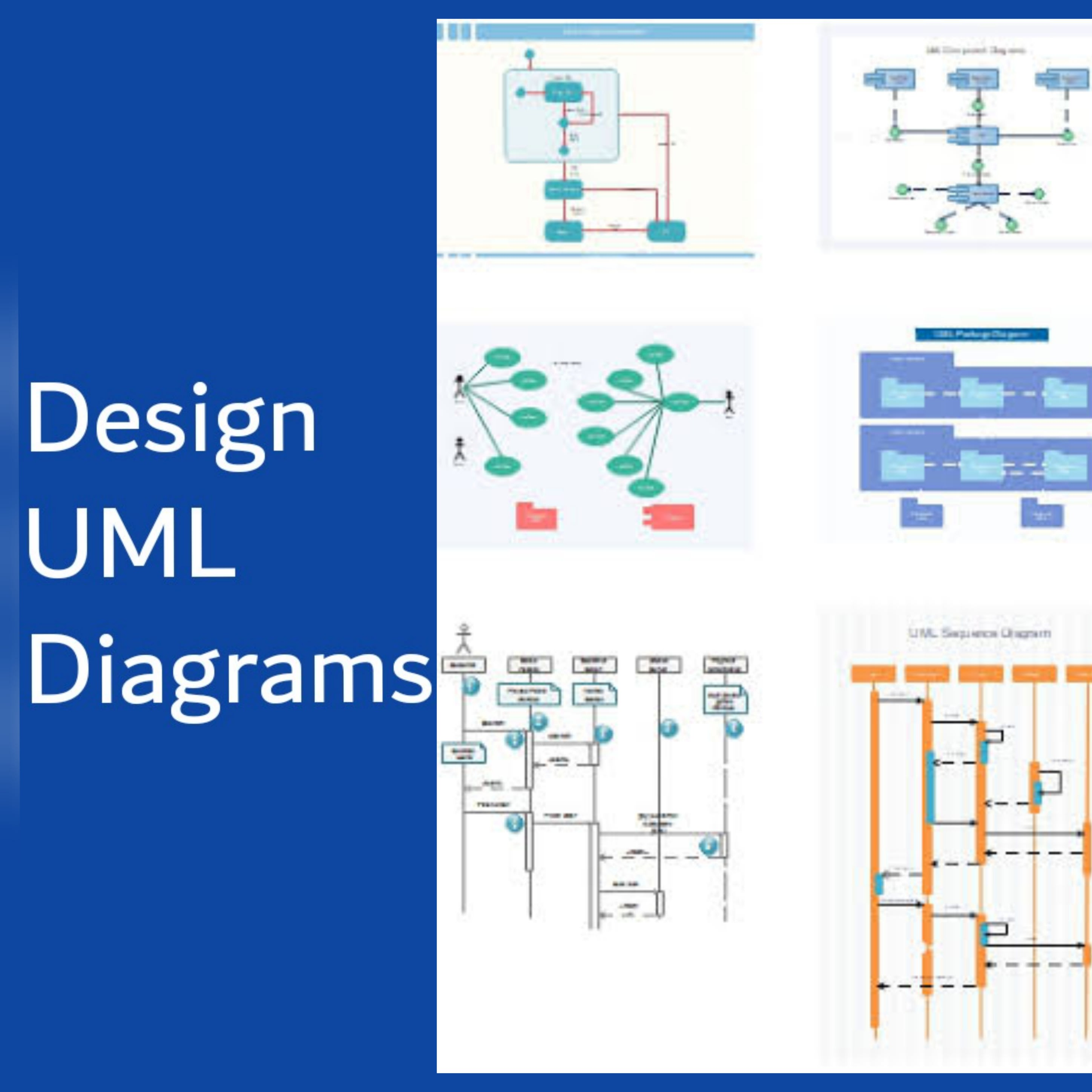 Make Quality Uml Diagrams For A Software System By Anitaaly