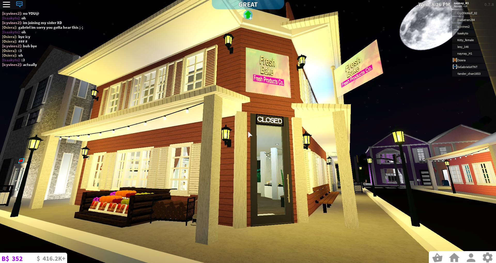 Build You A House In Roblox Bloxburg By Mysbread