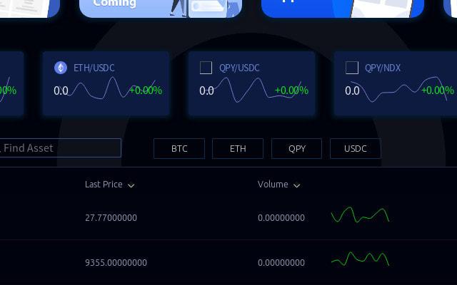 blockchain currency exchange