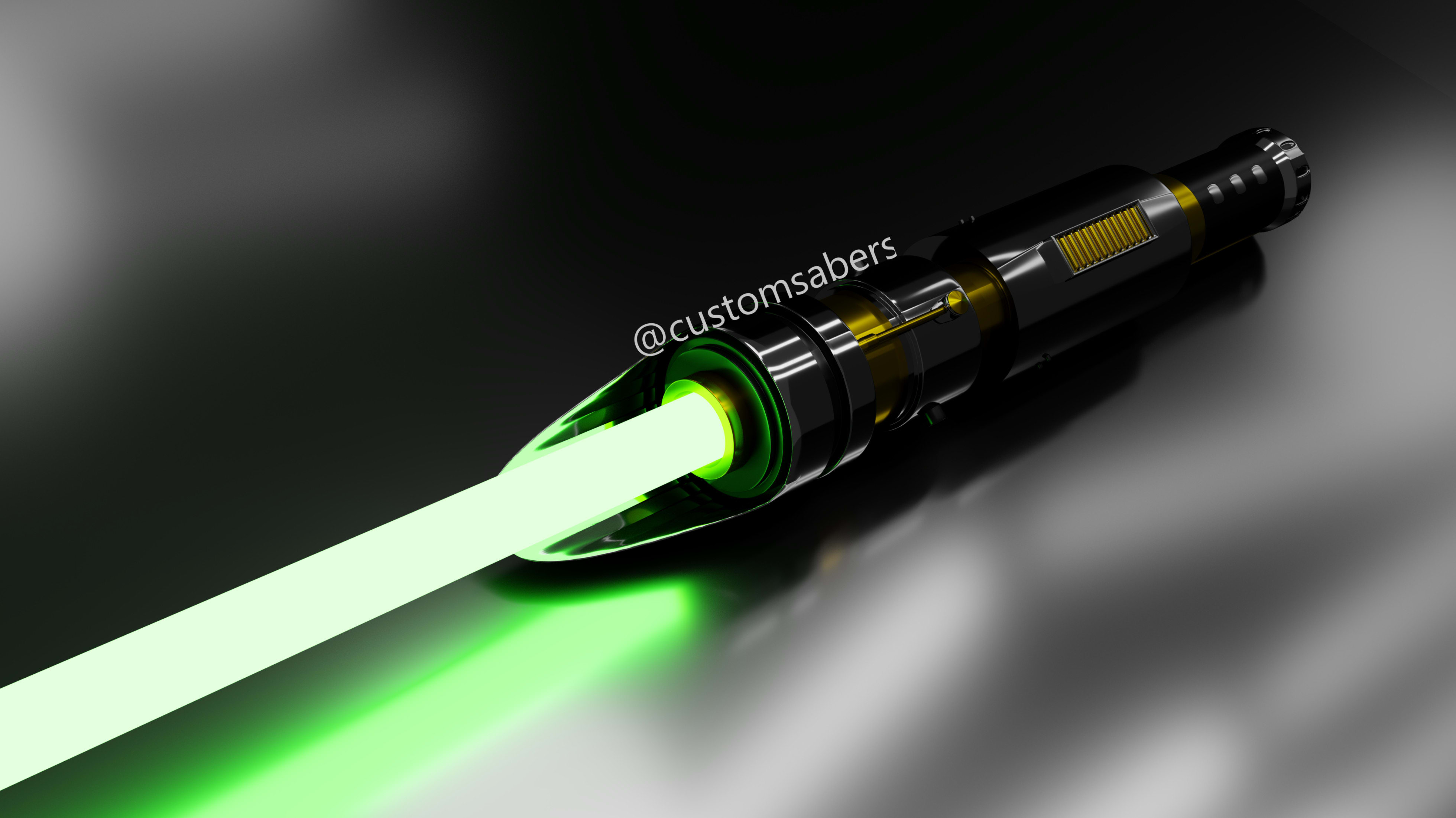 Create A Custom Star Wars Light Saber Wallpaper For You By Customsabers