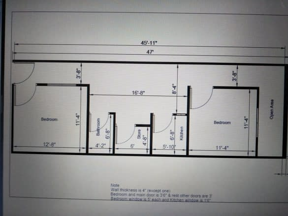 Make 2d And 3d Floor Plan In Autocad By Faisalkhan799