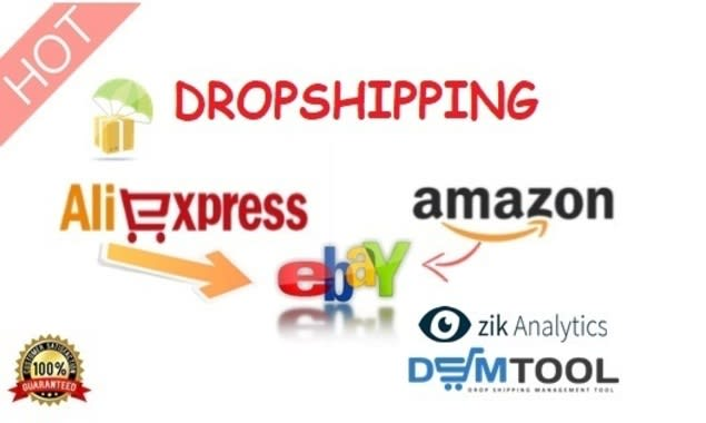 Dropship Hot Selling Items From Aliexpress To Ebay By Zaynkiani