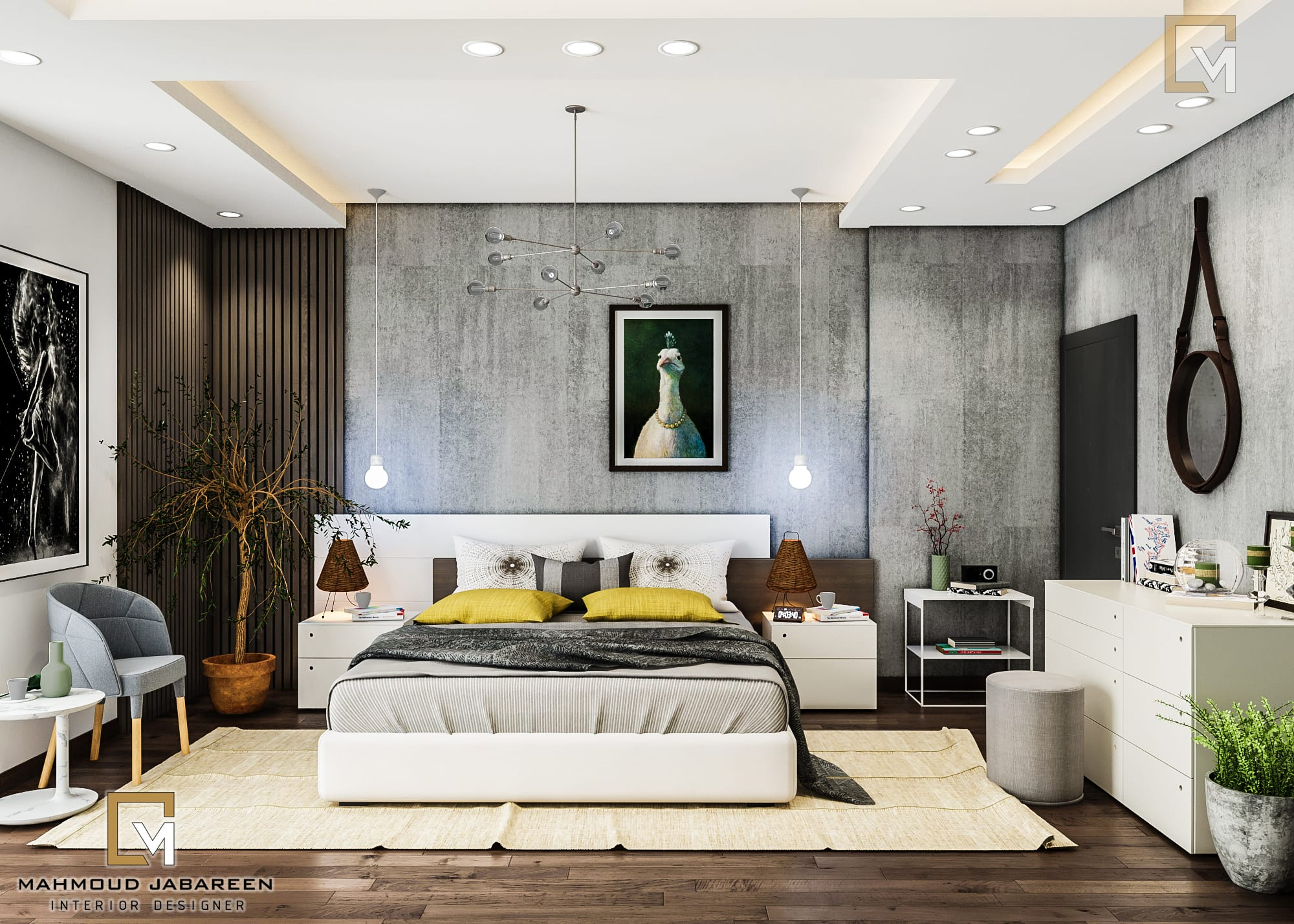 Design A Room Or A House For You Using 3d Max By Mahmoudjabareen