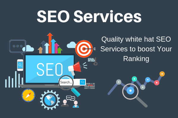 Provide you seo service for first page google ranking by Abdulqadir101