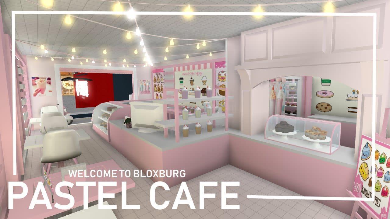 Build An Aesthetic Bloxburg Cafe Or Shop By Braceface Lexa